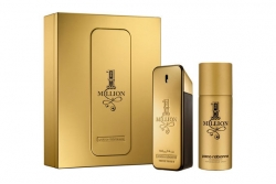 Paco Rabanne 1 Million - Набор (edt 100 + deo 150)