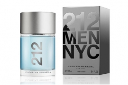 Carolina Herrera 212 For Man - Лосьон после бритья