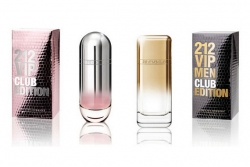 Carolina Herrera 212 VIP Men Club Edition - Туалетная вода (тестер)