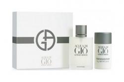 Armani Acqua di Gio pour homme - Набор (edt 100 + deo stick 75)