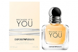 Emporio Armani Because It's You - Парфюмированная вода