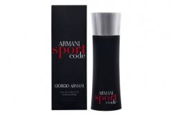 Armani Code pour Homme Sport - Туалетная вода