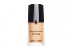 Тональный крем - Giorgio Armani Lasting Silk UV Foundation SPF20