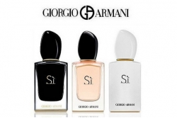 Парфюмированная вода - Giorgio Armani Si Intense