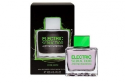 Antonio Banderas Electric Seduction In Black For Men - Туалетная вода