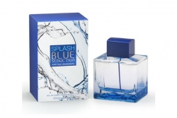 Antonio Banderas Splash Blue Seduction for Men - Туалетная вода