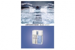 Armand Basi Blue Sport - Туалетная вода (тестер)
