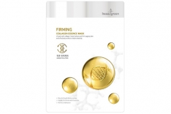 Маска на основе морского коллагена - BeauuGreen Premium Firming Collagen Essence Mask