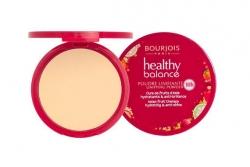 Компактная пудра для лица - Bourjois Healthy Balance