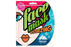 Увлажняющая маска с талой ледниковой водой - Bling Pop Glacier Moisturizing Mask