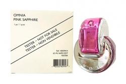 Bvlgari Omnia Pink Sapphire - Туалетная вода (тестер)