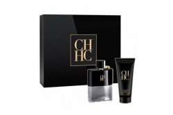Carolina Herrera CH Men Prive - Набор (edt 100ml + af/sh/balm 100ml)