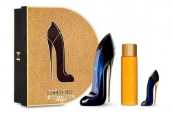 Carolina Herrera Good Girl - Набор (edp 80ml + leg elixir 100ml + mini 7ml)