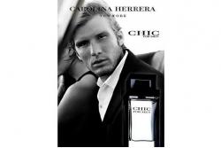 Carolina Herrera Chic for men - Туалетная вода