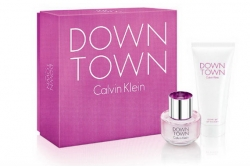 Calvin Klein Downtown - Набор (edp 50ml + s/g 100ml)