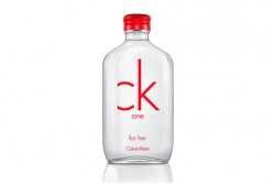 Calvin Klein CK One Red Edition Her - Туалетная вода (тестер)
