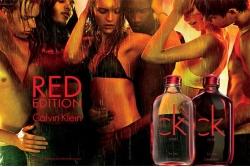 Calvin Klein CK One Red Edition Him - Туалетная вода