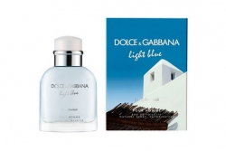 Dolce & Gabbana Light Blue Living Stromboli - Туалетная вода