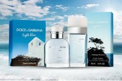 Dolce & Gabbana Light Blue Living Stromboli - Туалетная вода