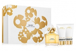 Marc Jacobs Daisy - Набор (edt 50ml + b/lol 75ml + sh/g 75ml)