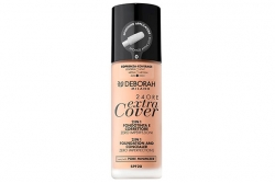 Тональная основа 2 в 1 - Deborah 24Ore Extra Cover Foundation SPF 20