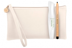 Набор - Deborah Formula Pura Volume Estremo Kit (mascara + pencil + bag)