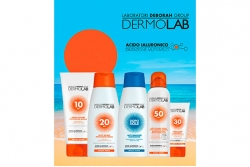 Молочко-спрей для загара - Deborah Dermolab Sun Milk Spray SPF 50