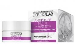 Ночной укрепляющий крем - Deborah Dermolab Regenerating Anti-Wrinkle Night Cream