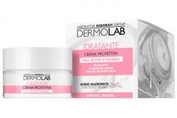 Увлажняющий крем для сухой кожи - Deborah Dermolab Protective Hydrating Cream SPF20