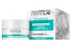 Увлажняющий крем для комбинированной и жирной кожи - Deborah Dermolab Mattifying Hydrating Cream