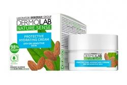 Защитный увлажняющий крем - Dermolab Nature Sense Protective Hydrating Cream