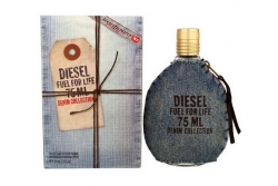 Diesel Fuel For Life Denim Collection Homme - Туалетная вода