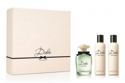 Dolce&Gabbana Dolce - Набор (edp 75ml + b/l 100ml + s/g 100ml)