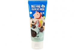 Маска-пленка для очищения пор - Elizavecca Hell-Pore Clean Up Mask
