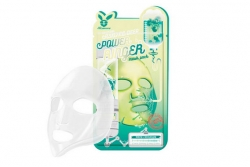 Маска с экстрактом центеллы - Elizavecca Centella Asiatica Deep Power Ringer Mask Pack