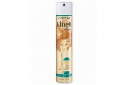Лак для волос без ароматизатора - Loreal Elnett Luxe Hairspray