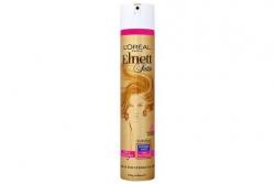 Лак для волос для объёма - Loreal Elnett Satin Hairspray
