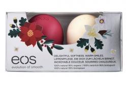 Набор бальзамов для губ - EOS Smooth Sphere Lip Balm 2-Pack (2xbalm 7g)