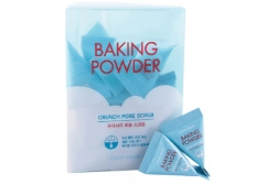 Скраб для лица с содой - Etude House Baking Powder Crunch Pore Scrub