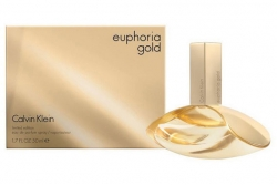 Calvin Klein Euphoria Gold Limited Edition - Парфюмированная вода