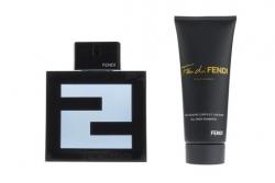 Fendi Fan di Fendi pour Homme Acqua - Набор (edt 100ml + s/g 100ml)
