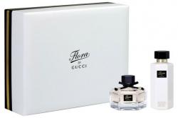 Gucci Flora by Gucci - Набор (edp 30ml+b/l 50ml)