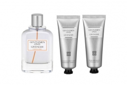 Givenchy Gentlemen Only Casual Chic - Набор (edt 100ml + s/g 75ml + ash/b 75ml)