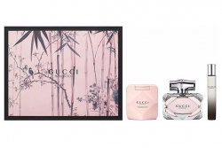 Gucci Bamboo - Набор (edp75ml + mini 7.4ml + b/lot 100ml)