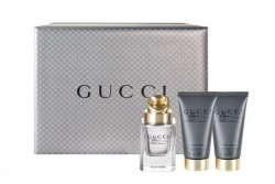 Gucci Made to Measure - Набор (edt/50ml + ash/balm/50ml + sh/gel/50ml)
