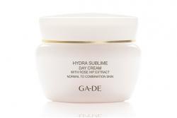 Увлажняющий крем для нормальной и комбинированной кожи - Ga-De Hydra Sublime With Rose Hip