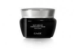 Крем ночной для лица и шеи - Ga-De Nuit Sublime Firming Night Cream