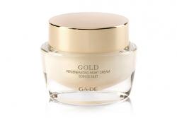 Крем ночной регенерирующий - Ga-De Gold Restoring Night Cream