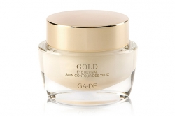 Крем для глаз - Ga-De Gold Eye Revial