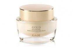 Крем для глаз - Ga-De Gold Eye Revial